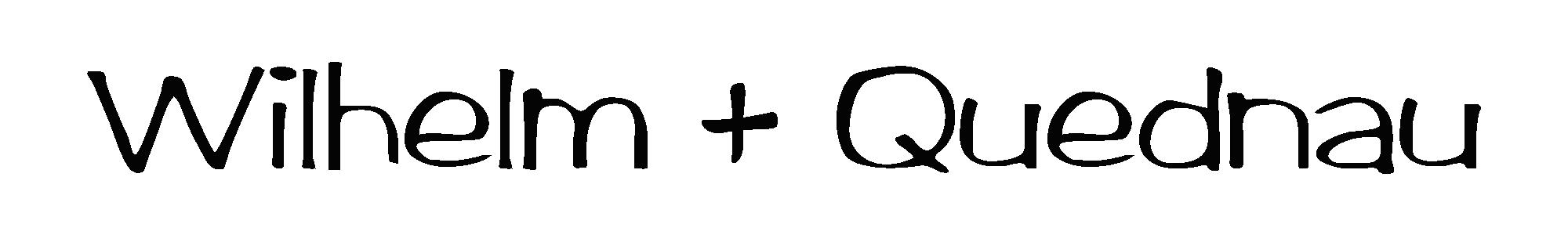 Wilhelm + Quednau Logo